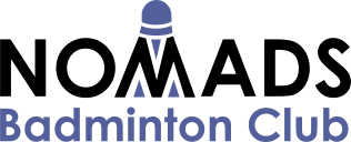 Nomads Badminton Club Logo